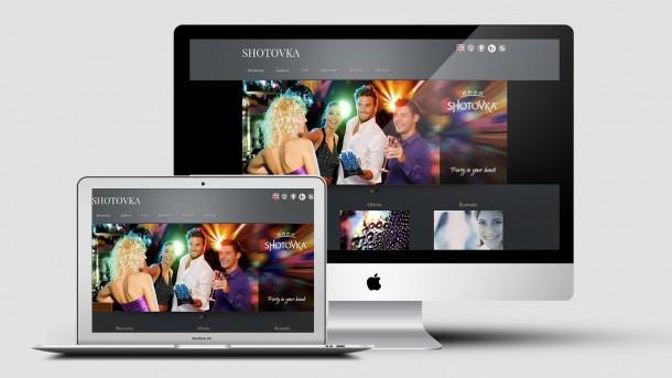 Strona internetowa marki tzw. brand website