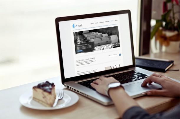 Serwis internetowy MK profil